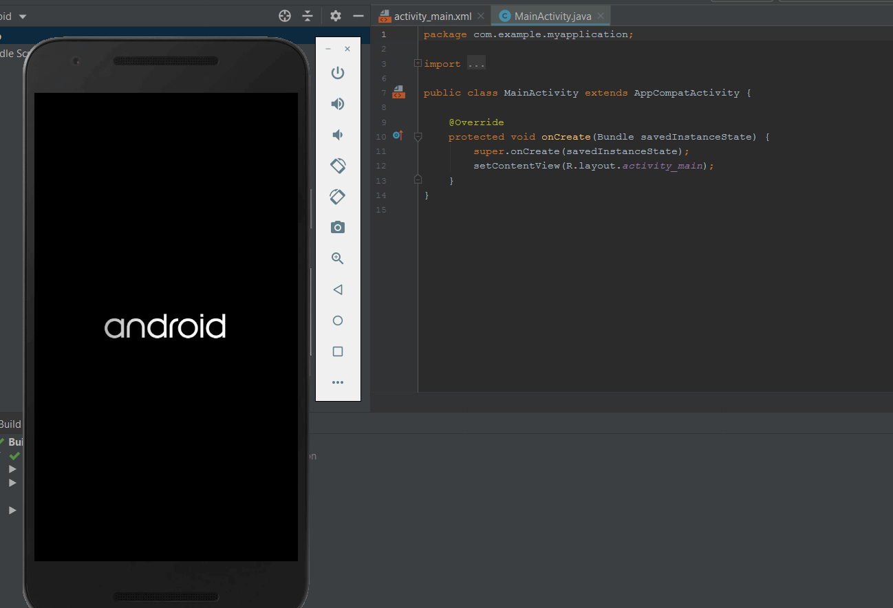 android studio no target device found