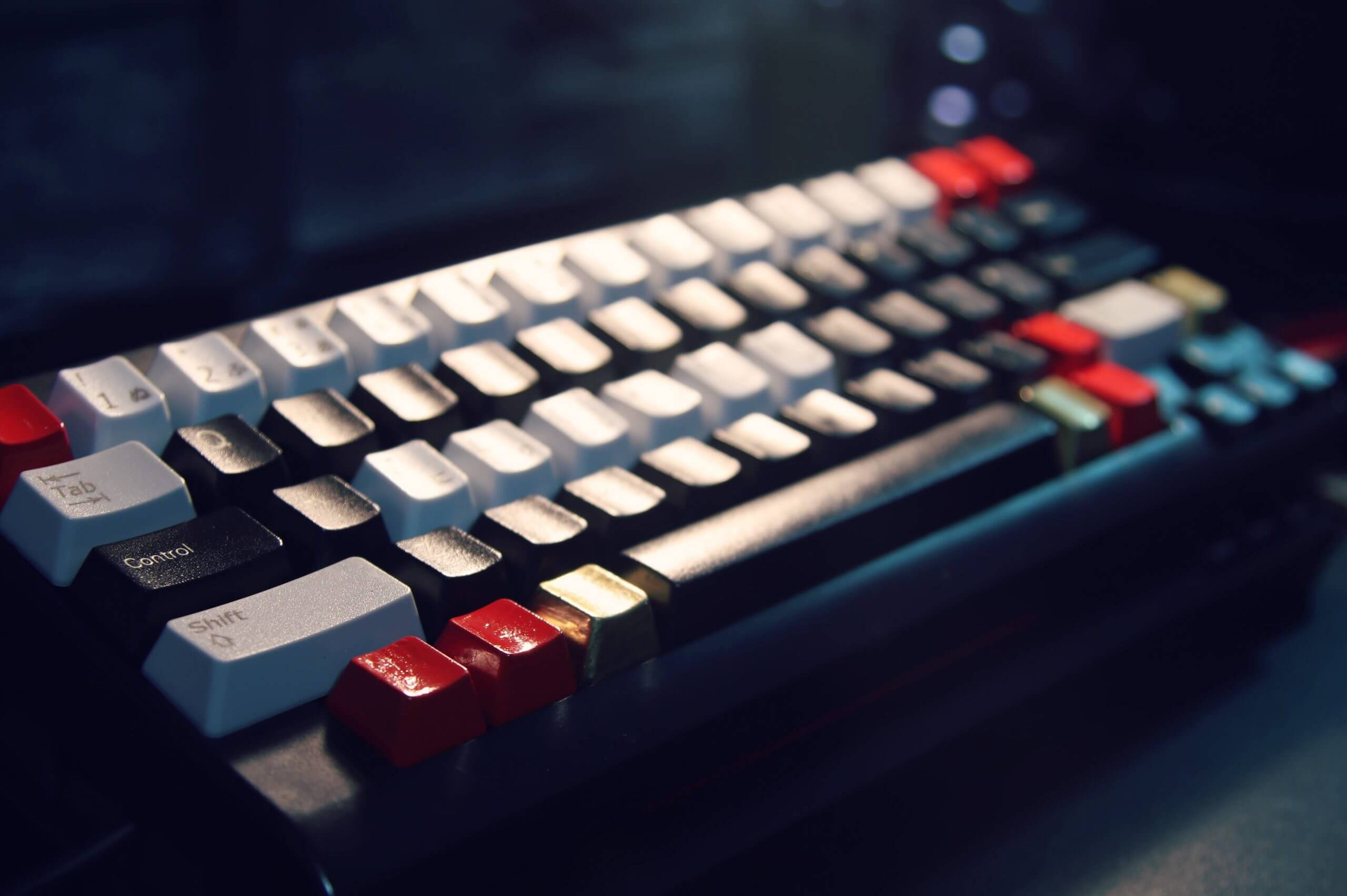 best keyboard for coding
