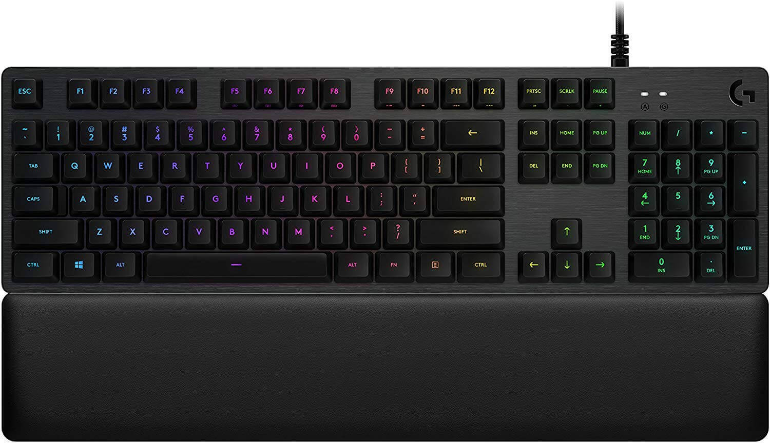best keyboard for coding and gaming